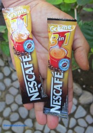 Nescafe 3-in-1 stickpacks