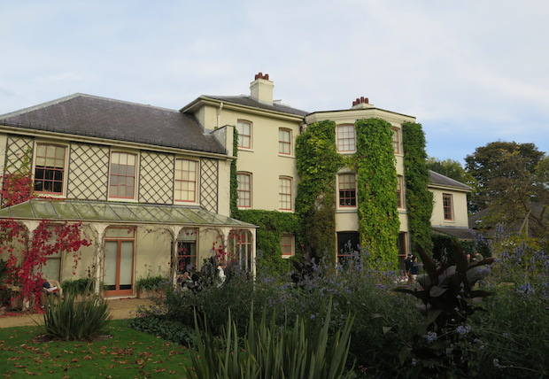 Down House, Darwin's home