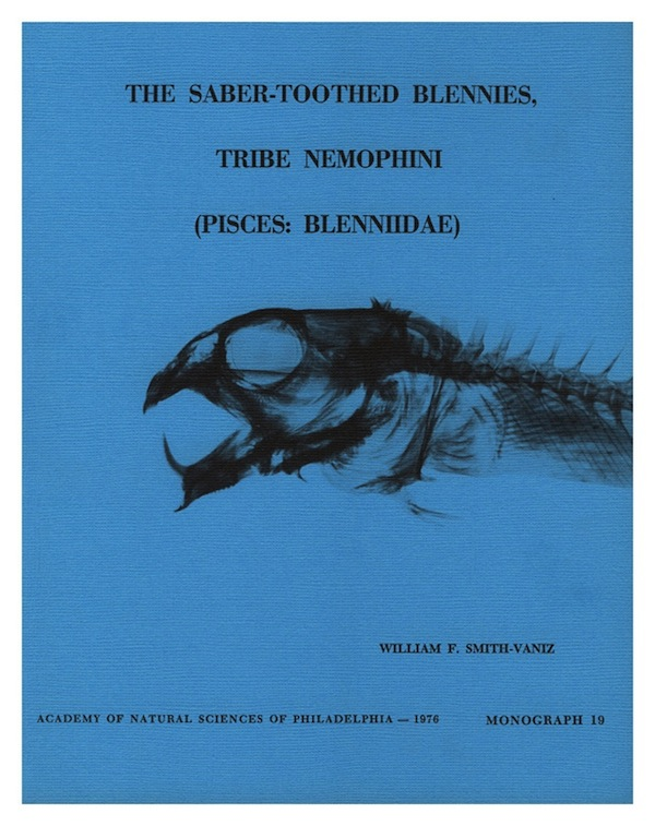 The Saber-toothed Blennies, Tribe Nemophini by Dr. William Smith-Vaniz