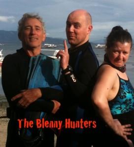 Blenny Hunters