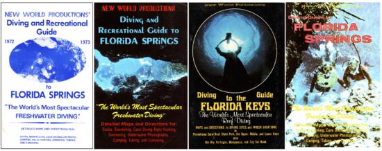 Anna DeLoach - 2 Books Page Florida Springs 2